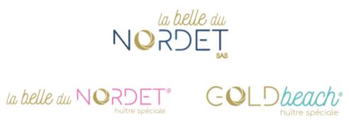 Logos, Identité visuelle La Belle du Nordet