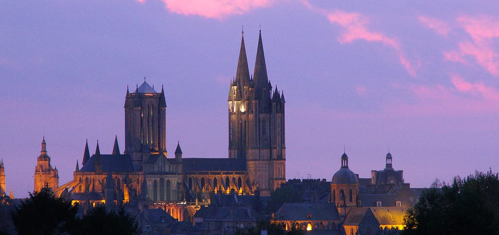 Site internet, Ville de Coutances
