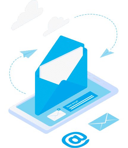 IPSO, Campagne d'emailing et SMS